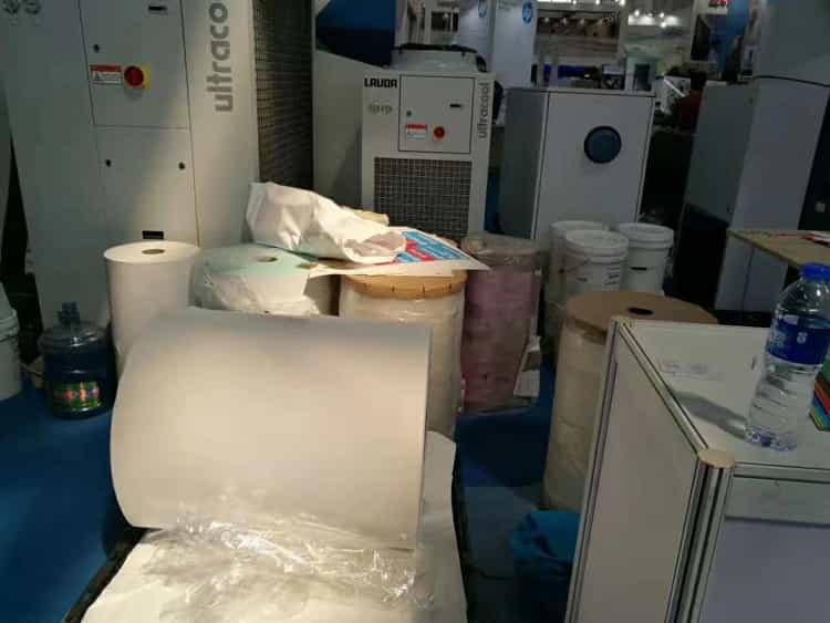 无需制版的印刷机已经研发并投入生产